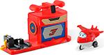 Интерактивная и развивающая игрушка  Super Wings  Ангар Джетта