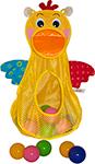 Игрушка для купания  K`S Kids  ``Голодный пеликан`` с мячиками
