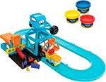 Интерактивная и развивающая игрушка  Robocar Poli  Цементный завод