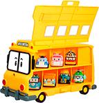 Транспорт  Robocar Poli  Скулби (вместимость 14 машинок)