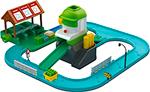 Интерактивная и развивающая игрушка  Robocar Poli  Перерабатывающая станция (металлическая фигурка Клини в комплекте) 55х50 см