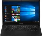 Ноутбук  Prestigio  SmartBook 141 C Windows 10 Pro черный