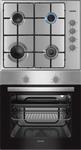 Встраиваемый комплект (варочная панель+духовой шкаф)  Simfer  S 60 M 02 Inox