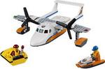 Конструктор  Lego  CITY Спасательный самолет береговой охраны 60164