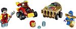 Конструктор  Lego  SUPER HEROES Mighty Micros: Железный человек против Таноса 76072-L