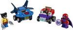 Конструктор  Lego  SUPER HEROES Mighty Micros: Росомаха против Магнето 76073