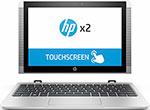 Ноутбук  HP  x2 10-p 002 ur (Y5V 04 EA) Blizzard white