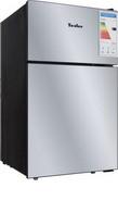 Холодильник двухкамерный  TESLER  RCT-100 MIRROR