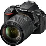 Фотоаппарат  Nikon  D 5600 черный KIT 18-140 AF-S VR