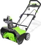 Снегоуборочная машина  Greenworks  GES 13 1800 W 2600507