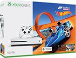 Игровая приставка  Microsoft  One S 500 ГБ + Forza Horizon 3 + DLC (ZQ9-00212)