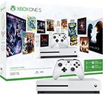 Игровая приставка  Microsoft  One S 500 ГБ + игровой абонемент на 3 месяца + Xbox LIVE: карта подписки 3 месяца (ZQ9-00352)