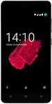 Мобильный телефон  Prestigio  Grace P5 Dual SIM Black
