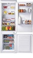 Встраиваемый двухкамерный холодильник  Candy  CKBBS 172 F
