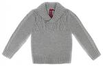 Детский трикотаж  Reike  SB-19 для мальчика knit, 104-56(28) 4 года, Серый