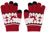 Варежки и перчатки  Picollino  GL-10574 ts red fw 18, 15 (9 лет), Красный