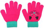 Варежки и перчатки  Picollino  GL 50253 fuchsia fw 18, 15 (9 лет), Фуксия