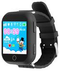 Детские часы с GPS поиском  Ginzzu  13419 503 black, 1.54`` Touch, nano-SIM