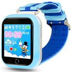Детские часы с GPS поиском  Ginzzu  14226 503 blue, 1.54`` Touch, nano-SIM