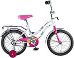 Велосипед детский  Novatrack  14`` TETRIS, белый 141 TETRIS.WT8