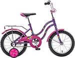 Велосипед детский  Novatrack  14`` TETRIS, фиолетовый 141 TETRIS.VL8