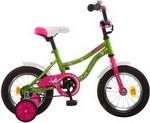 Велосипед детский  Novatrack  12 NEPTUNE салатовый 123 NEPTUN.GN5