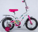 Велосипед детский  Novatrack  12 TETRIS белый 121 TETRIS.WT8