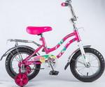 Велосипед детский  Novatrack  12 TETRIS розовый 121 TETRIS.PN8