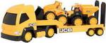 Транспорт  HTI  с двумя машинками JCB 1416075