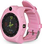 Детские часы с GPS поиском  Ginzzu  GZ-507 pink, 1.44`` Touch, nano-SIM 16832