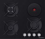 Встраиваемая комбинированная варочная панель  MAUNFELD  EEHG.64.13 CB.KG