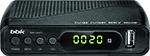 Цифровой телевизионный ресивер  BBK  SMP 145 HDT2 тёмно-серый