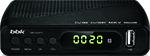 Цифровой телевизионный ресивер  BBK  SMP 145 HDT2 чёрный