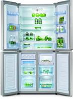 Многокамерный холодильник  Ascoli  ACDS 355 silver