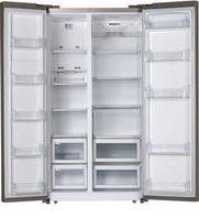Холодильник Side by Side  Ascoli  ACDS 601 W silver