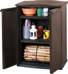 Мебель для дачи  Keter  RATTAN STYLE Base Utility Shed 17190095