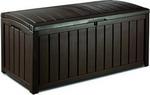Мебель для дачи  Keter  GLENWOOD STORAGE BOX 390 L коричневый 17193522