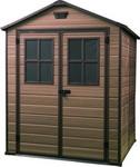 Хозяйственная постройка  Keter  SCALA 6x8 коричневый 17202394