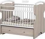 Детская кроватка  Sweet Baby  Ofelia Frassino Bianco (Ясень белый)