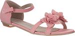 Детская обувь  Аллигаша  33 размер, цвет персиковый