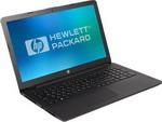 Ноутбук  HP  15-bw 025 ur (1ZK 18 EA) Jet Black