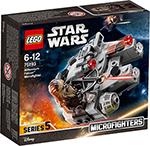 Конструктор  Lego  Star wars Микрофайтер «Сокол Тысячелетия» 75193
