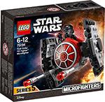 Конструктор  Lego  Star wars Микрофайтер ``Истребитель СИД Первого Ордена`` 75194