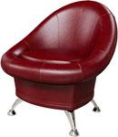 Мягкая мебель  Гранд Кволити  ГК 6-5104 Бордовый
