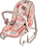 Шезлонг  Lorelli  Top Relax Pink Best Friends 1825 10110021825