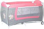 Манеж  LORELLI  Danny 2 Серо-розовый Grey&Pink Za Za 1817 10080361817