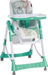 Стульчик для кормления  Lorelli  Primo Зеленый Green&White Friends 1722 10100051722
