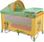 Манеж  LORELLI  Nanny 2 plus rocker Multicolor Balloon 10080161701