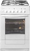 Комбинированная плита  Лысьва  ЭГ 1/3г01 М2С-2у белая, без крышки