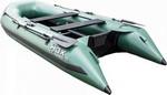 Надувная лодка  HDX  CLASSIC 300 P/L зеленая 67865